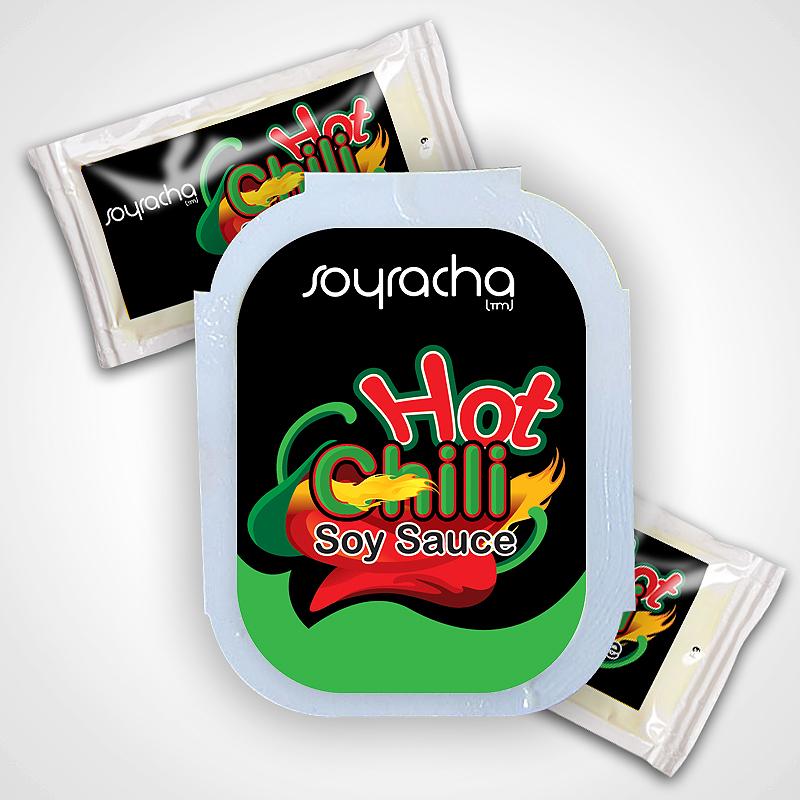 Soyracha Brand Hot Chili Soy Sauce