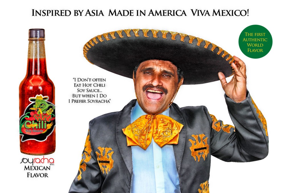 Soyracha - The First Authentic World Flavor - Inspired by Asia  Made in America  Viva Mexico!