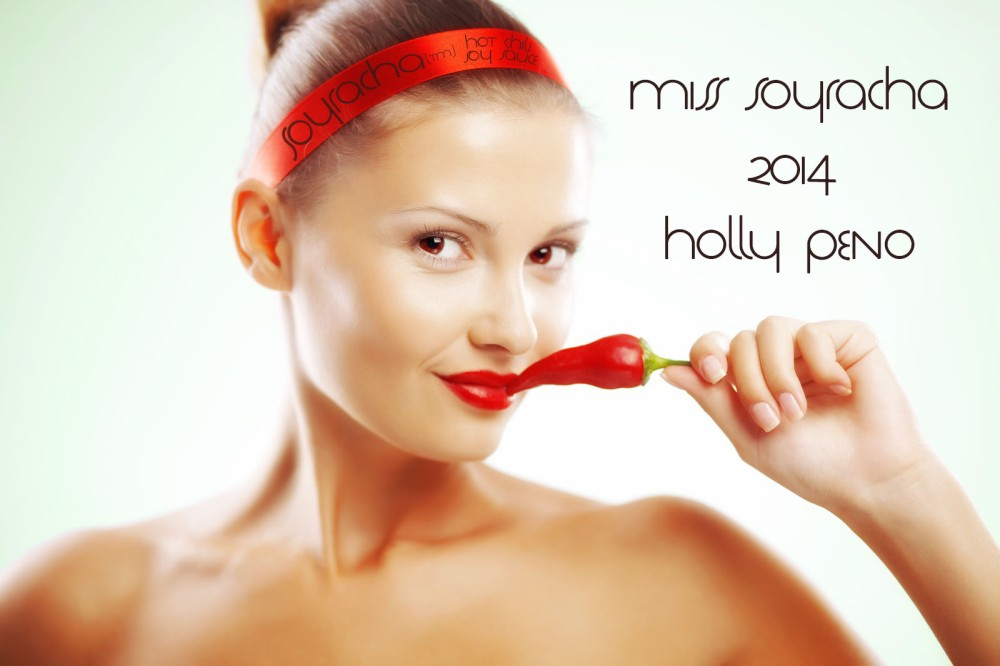 Miss Soyracha 2014 Holly Peno