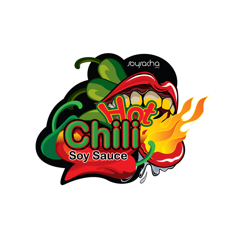 Soyracha Hot Chili Soy Sauce